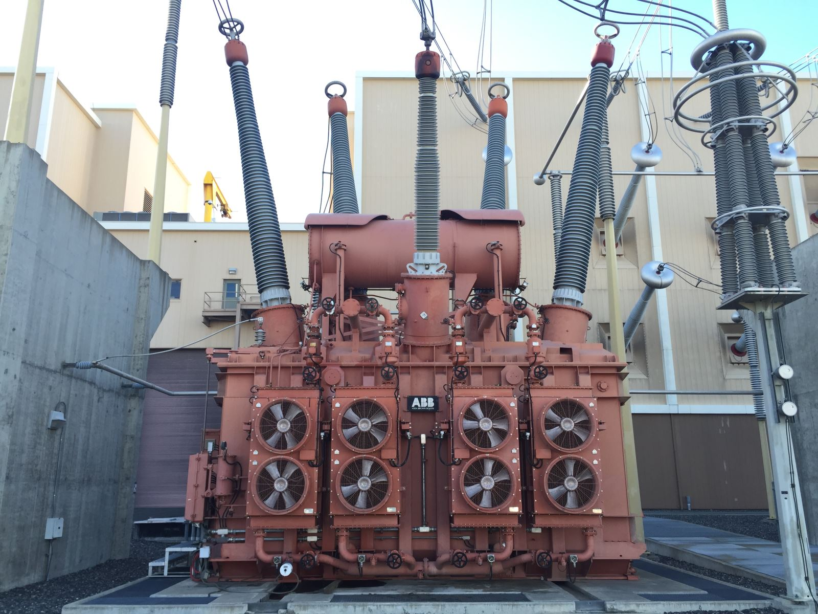 Transformer Recycling Coast to Coast