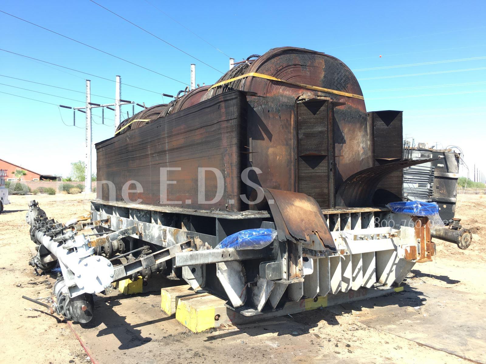 Power Transformer Failures- The Dirty Jobs - A-Line | E D S
