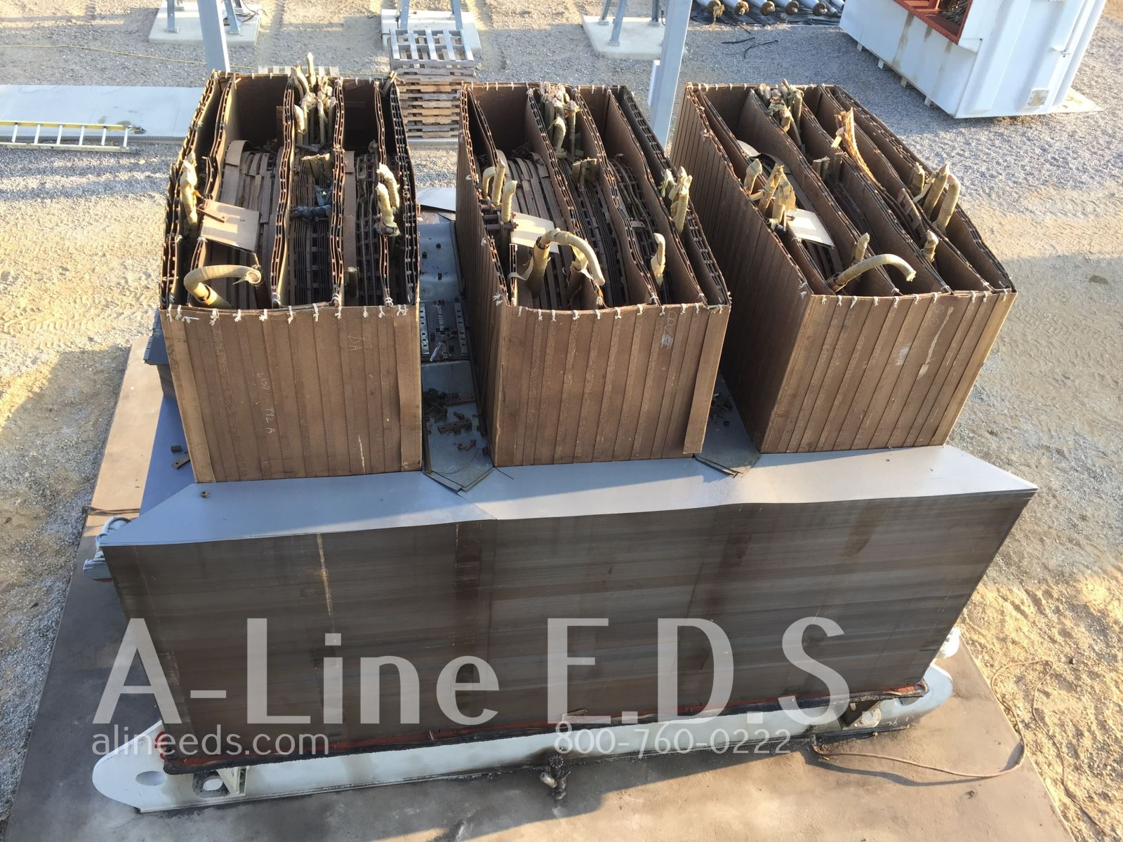 Power Transformer Recycling- What Makes A-Line E.D.S. the Best